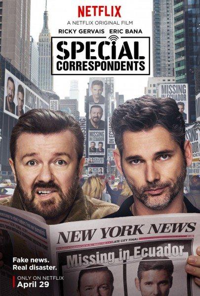 Специальные корреспонденты - Special Correspondents