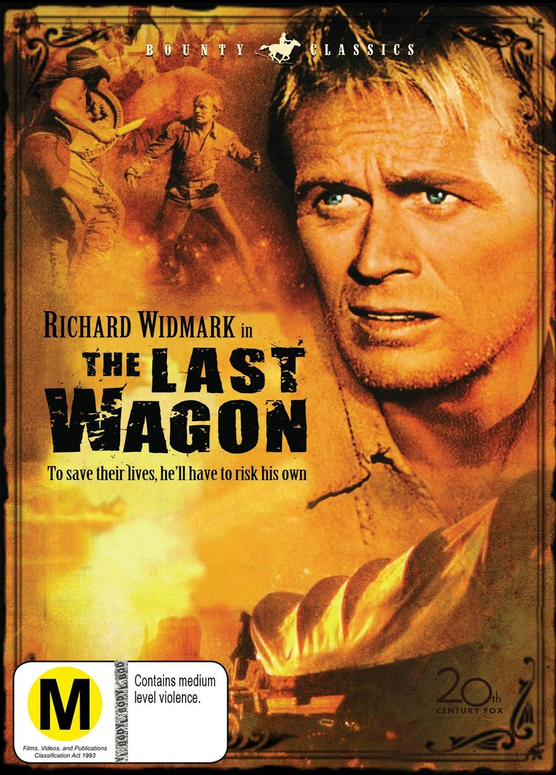 Последний фургон - The Last Wagon