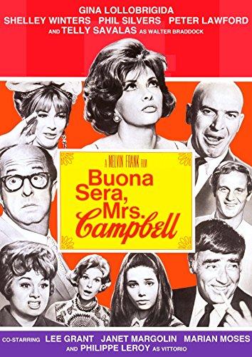 Доброго вечера, миссис Кэмпбелл - Buona Sera, Mrs. Campbell