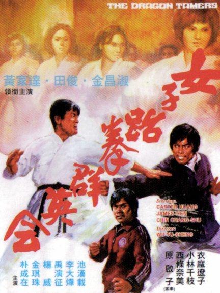 Укротители дракона - Nu zi tai quan qun ying hui
