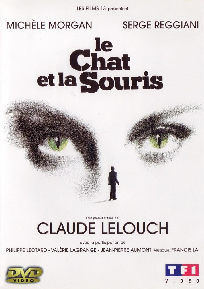 Кот и мышь - Le chat et la souris