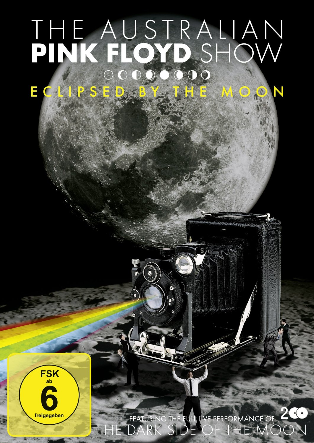 The Australian Pink Floyd Show Eclipsed By The Moon – Live In Germany