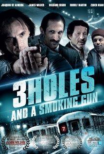 Три ямы, два гвоздя и ствол - Three Holes, Two Brads, and a Smoking Gun