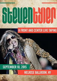 Aerosmith. Steven Tyler - Front And Center