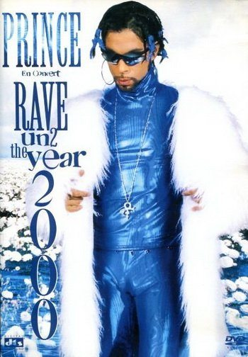 Prince In Concert Rave Un2 The Year