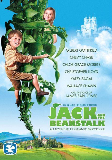 Джек и бобовый стебель - Jack and the Beanstalk