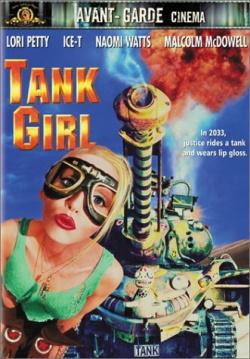 Танкистка - Tank Girl
