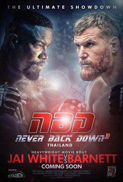 Никогда не сдавайся 3 - Never Back Down- No Surrender