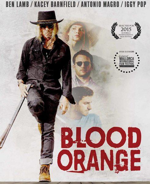 Кровавый апельсин - Blood Orange