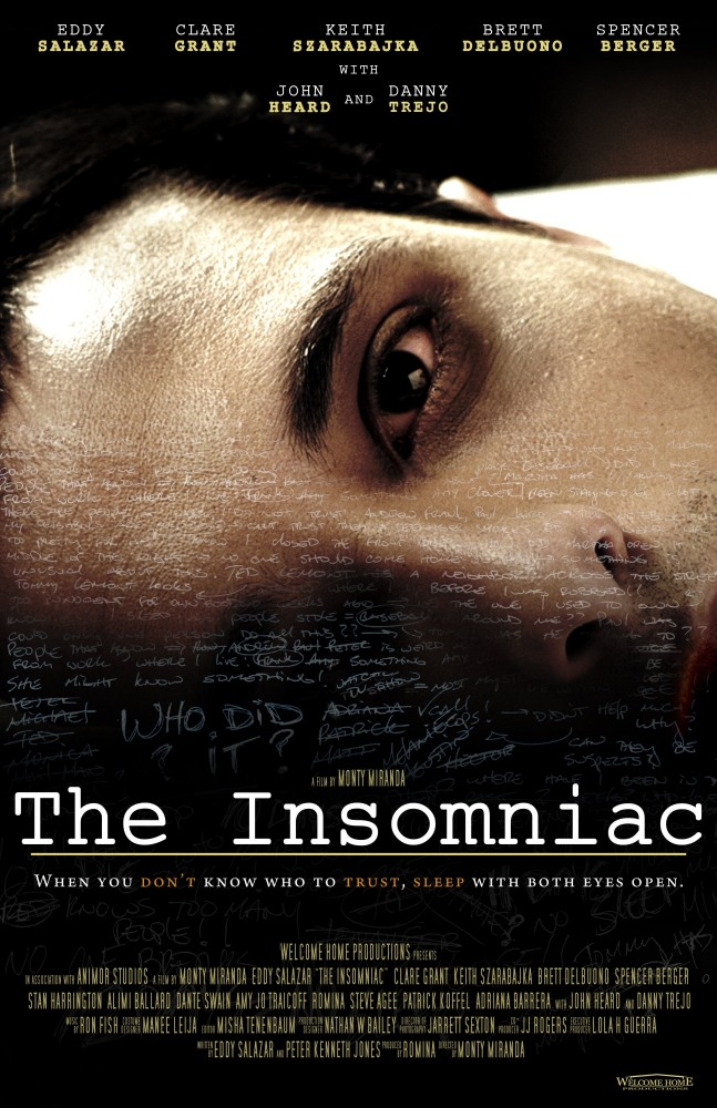 Страдающий бессонницей - The Insomniac