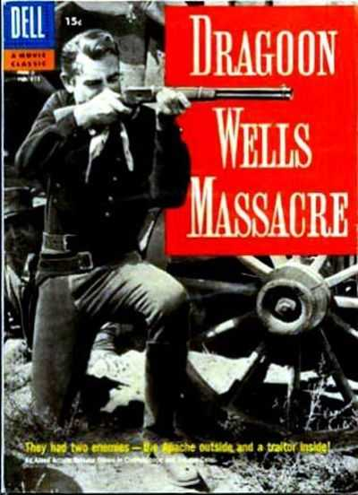 Бойня в Драгун-Веллс - Dragoon Wells Massacre