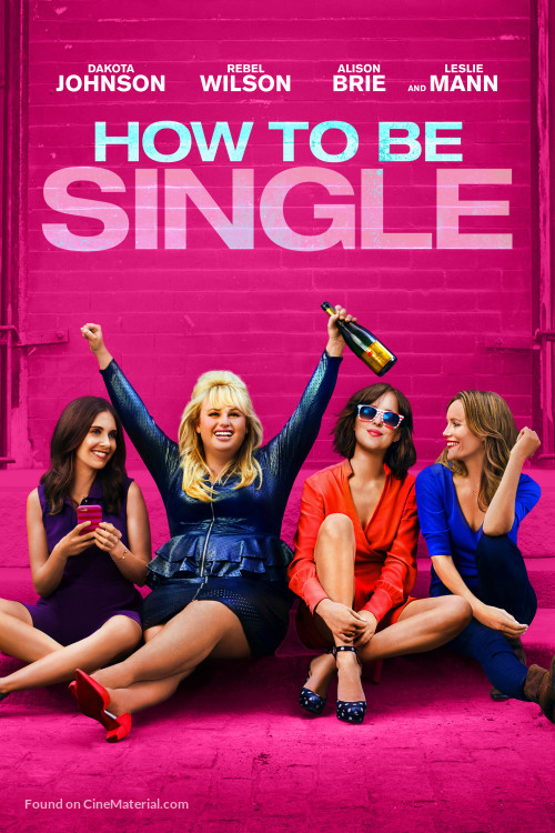 В Активном Поиске: Дополнительные материалы - How to Be Single- Bonuces