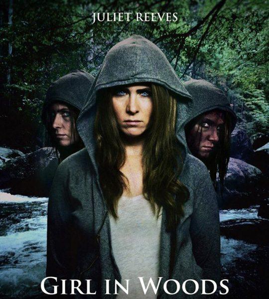 Девушка в лесу - Girl in Woods