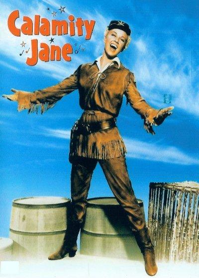 Джейн-катастрофа - Calamity Jane