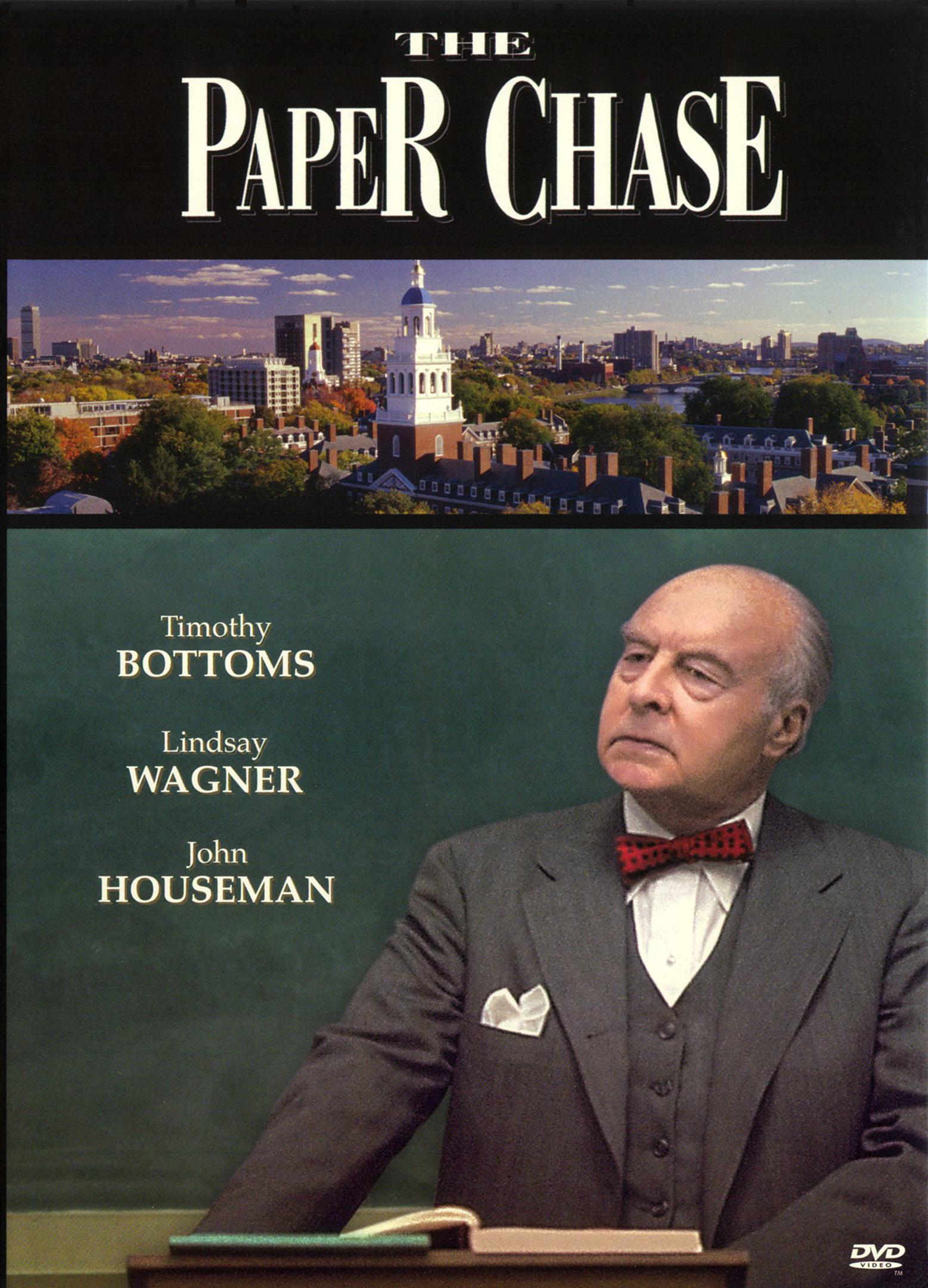 Бумажная погоня - The Paper Chase