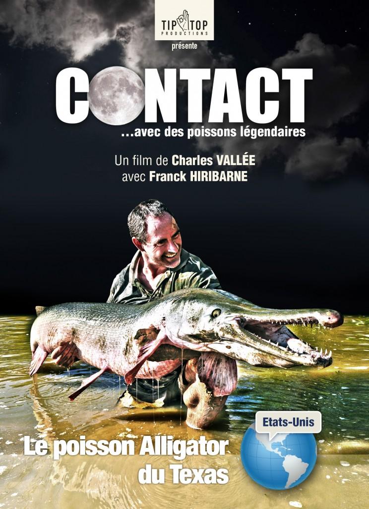 Столкновения с легендарными рыбами - CONTACT, avec des poissons lГ©gendaires