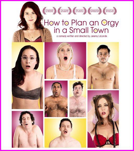 Как организовать оргию в небольшом городке - How to Plan an Orgy in a Small Town