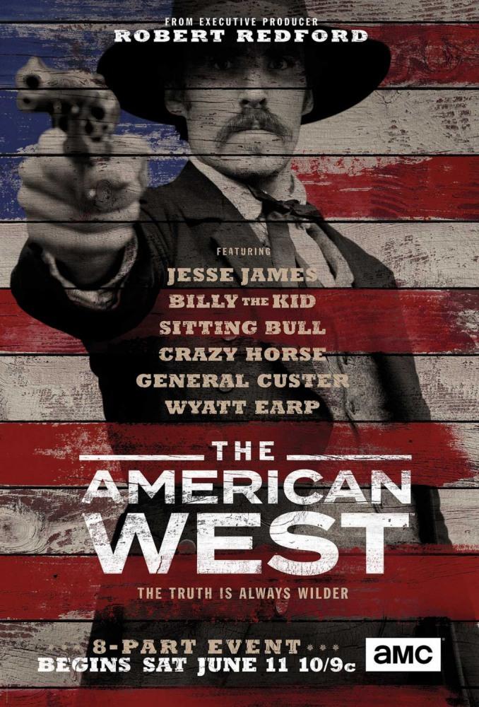 Американский запад - The American West