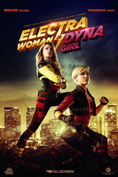 Суперженщины - Electra Woman and Dyna Girl