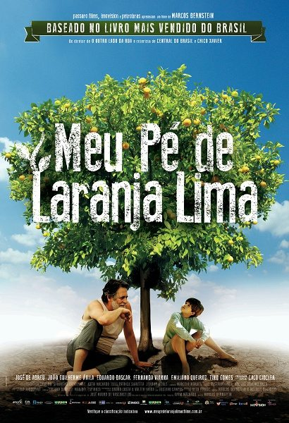 Моё апельсиновое дерево - Meu PГ© de Laranja Lima