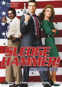 Кувалда. Сезон 1 - Sledge Hammer! Season 1
