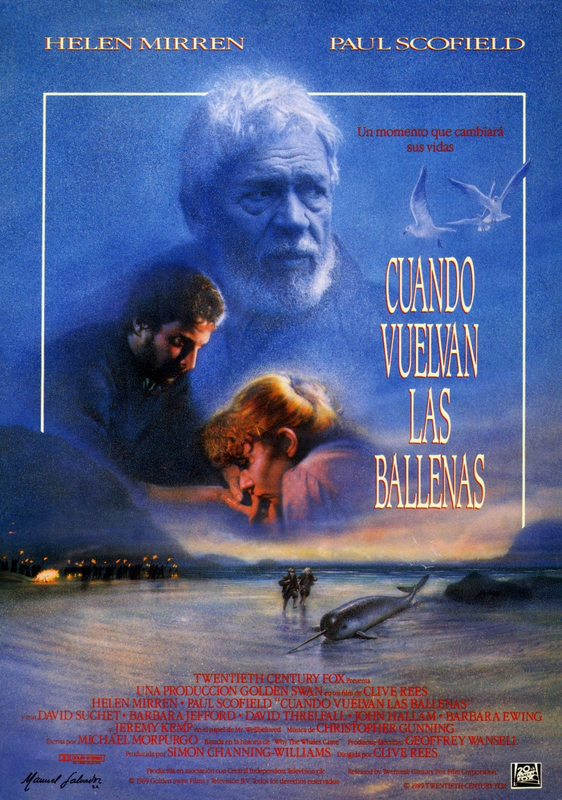 ����� ��������� ���� - When the Whales Came