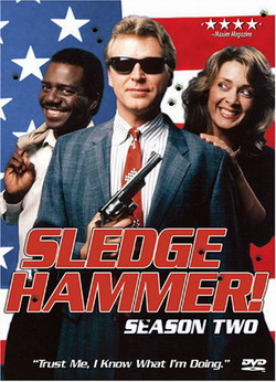 �������. ����� 2 - Sledge Hammer. Season 2