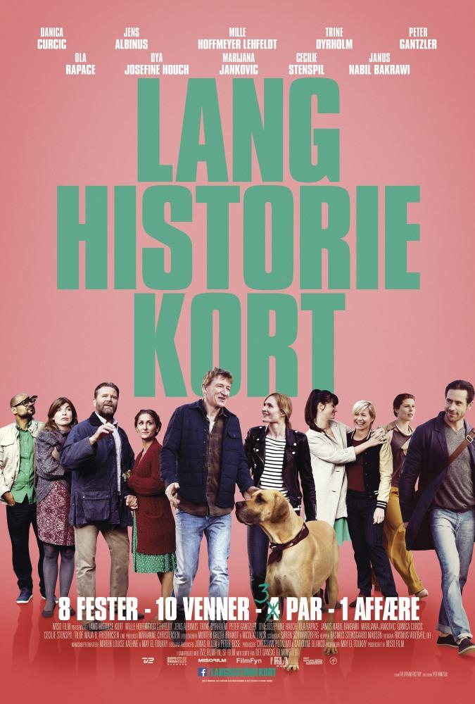 Короче говоря - Lang historie kort