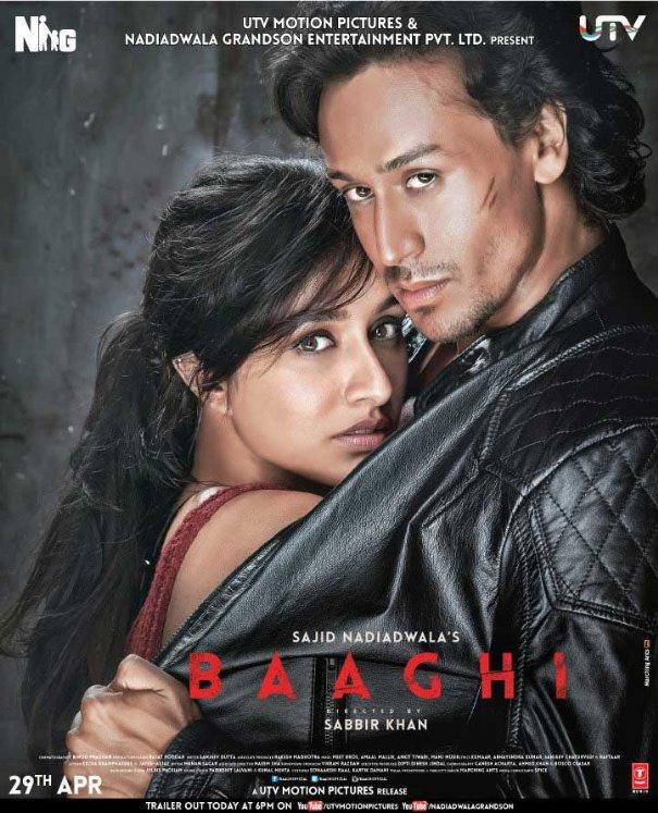 Бунтарь - Baaghi