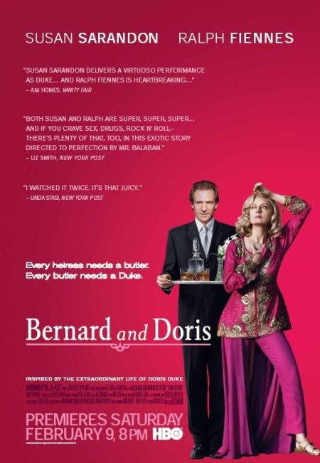 Бернард и Дорис - Bernard and Doris