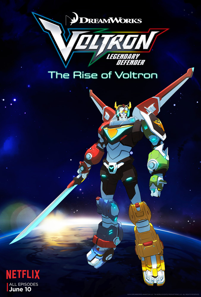 Вольтрон: Легендарный защитник - Voltron- Legendary Defender