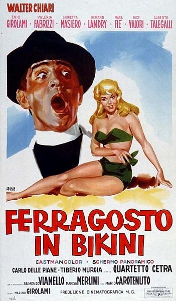 Феррагосто в бикини - Ferragosto in bikini