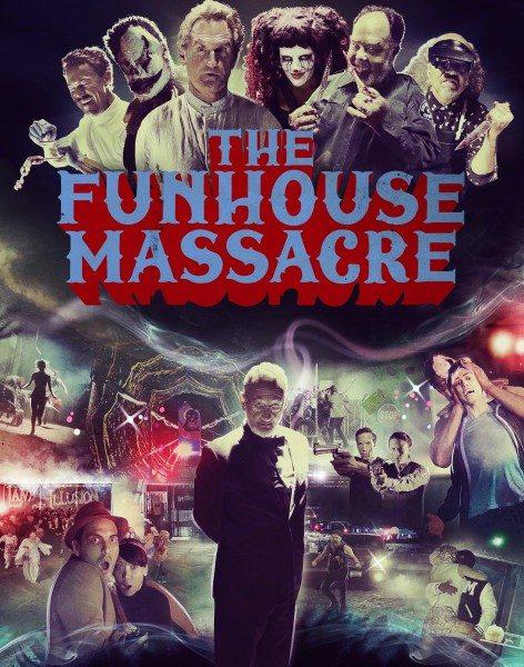 Резня в парке аттракционов - The Funhouse Massacre