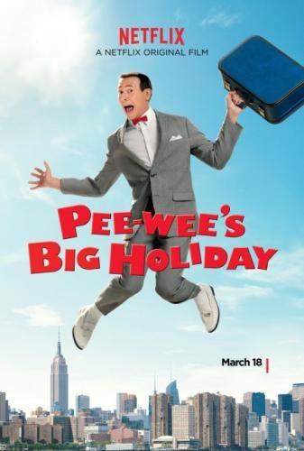 Дом игрушек Пи-ви - Pee-Wee's big holiday