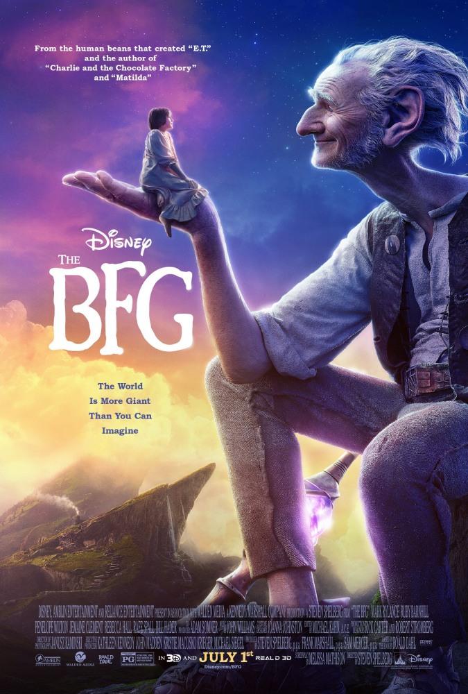 Большой и добрый великан - The BFG