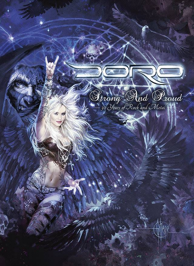 Doro - Strong and Proud: 30 Years of Rock and Metal