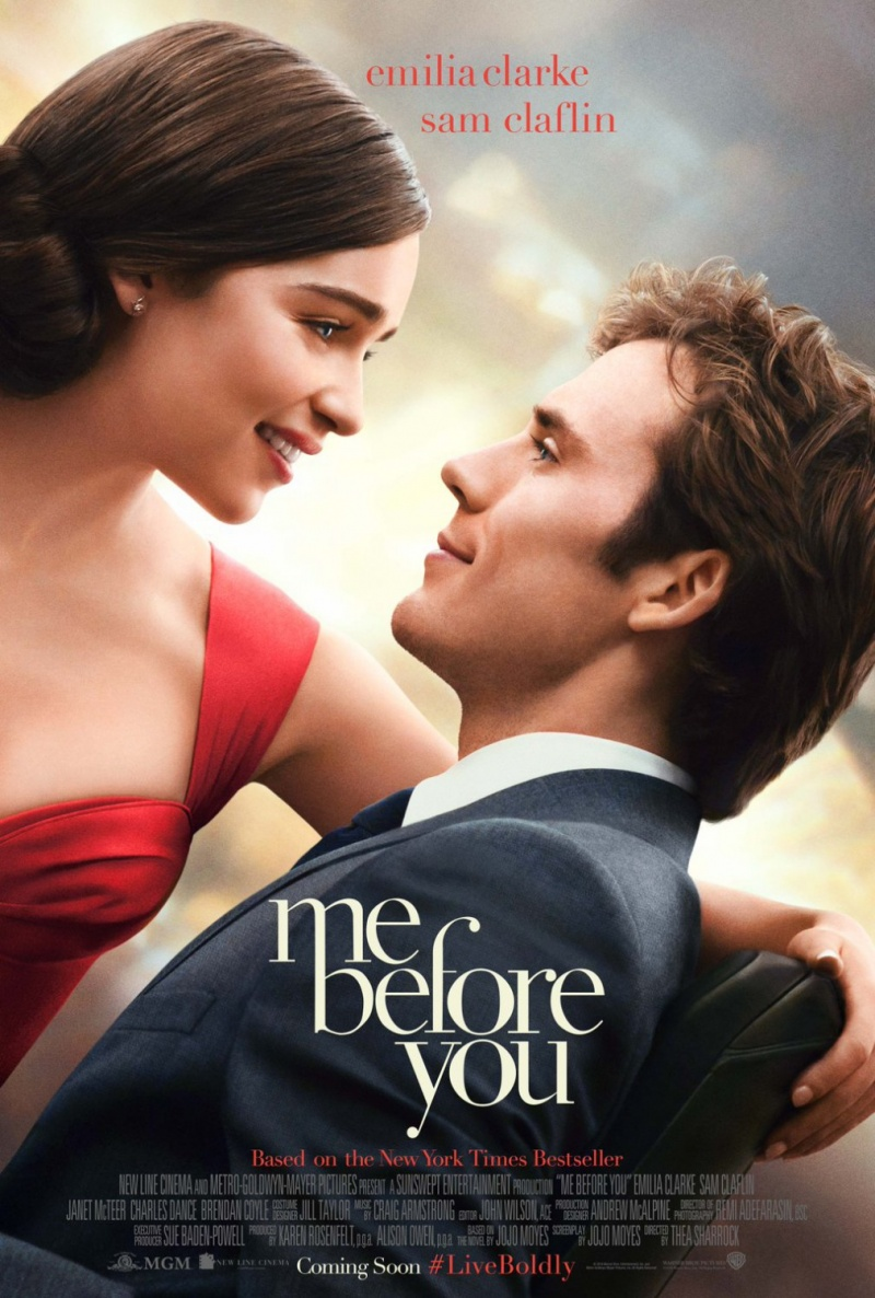 �� ������� � ����� - Me Before You