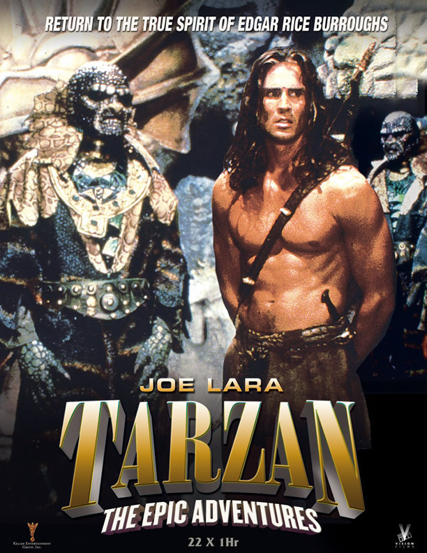 Тарзан: История приключений - Tarzan- The Epic Adventures