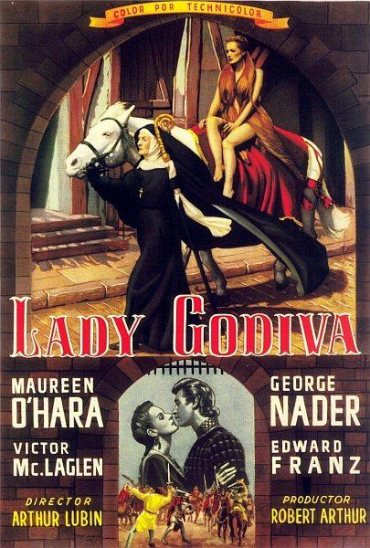 Леди Годива - Lady Godiva of Coventry