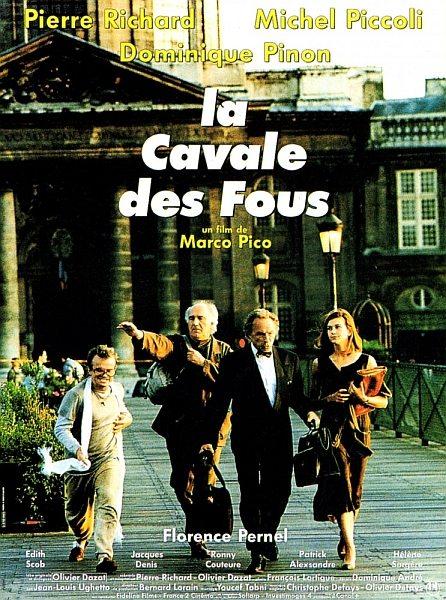 Психи на воле - La cavale des fous