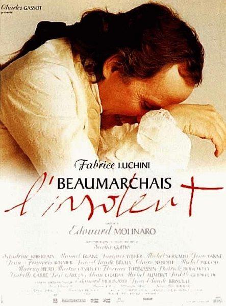 Бомарше - Beaumarchais l'insolent