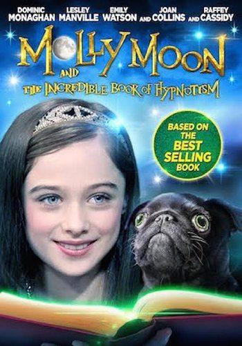 Молли Мун и волшебная книга гипноза - Molly Moon and the Incredible Book of Hypnotism
