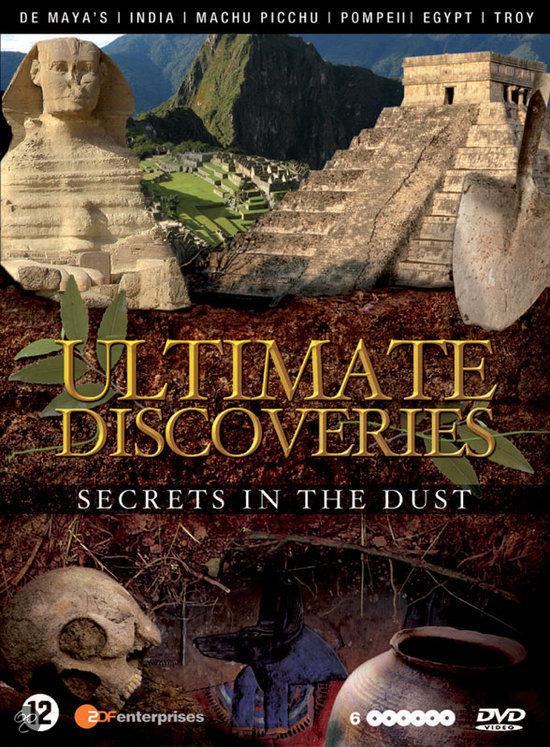 Тайны прошлого - Secrets in the Dust