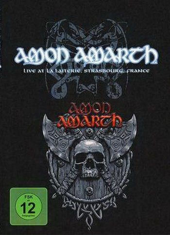 Amon Amarth - Live At La Laiterie