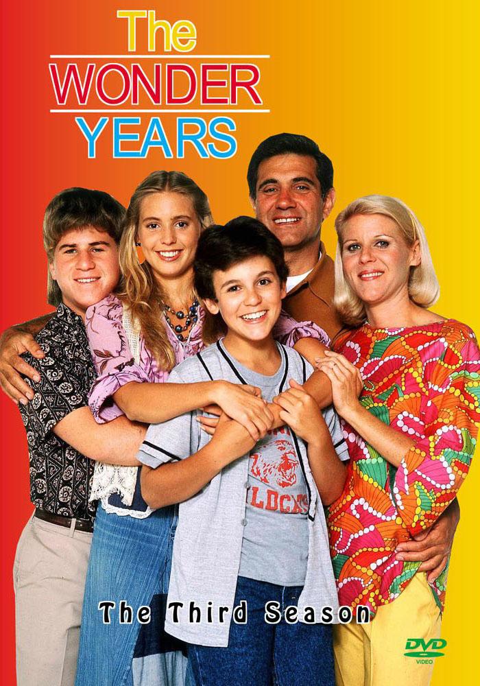 Чудесные годы - The Wonder Years