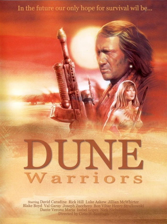 Воины дюн - Dune Warriors