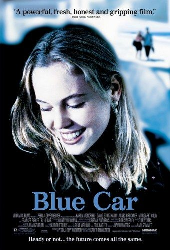 Синяя машина - Blue Car