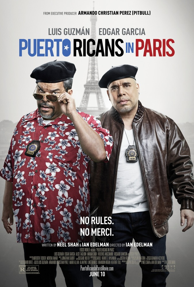Пуэрториканцы в Париже - Puerto Ricans in Paris