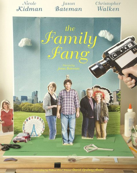 Семейка Фэнг - The Family Fang