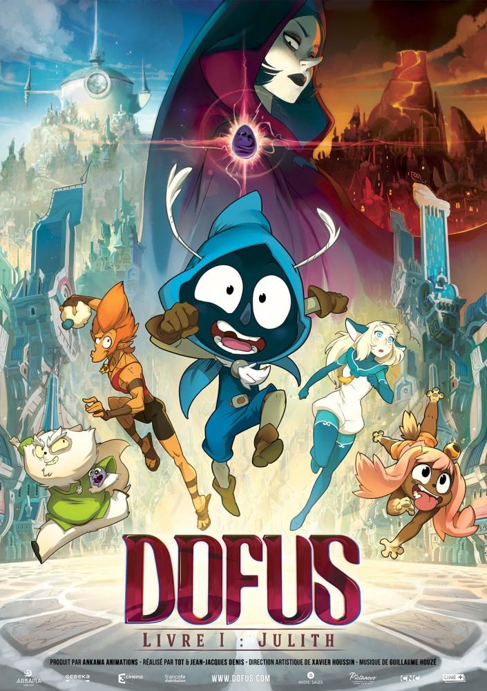 Дофус – Книга 1: Джулит - Dofus - Livre 1- Julith